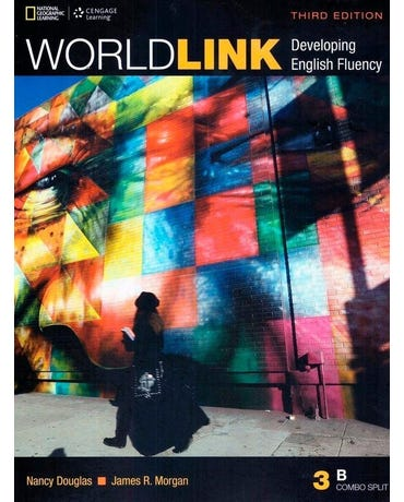 World Link 3 - Combo Split B (Student's Book With Workbook And My World Link Online) - Third Edition
