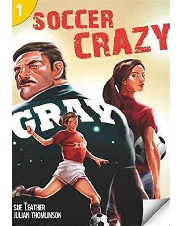 Soccer Crazy - Page Turners - Level 1
